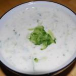 Agurk raita – en flytende frisk salat
