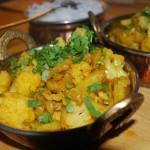 Aloo Gobi – en tradisjonell indisk rett med blomkål og poteter