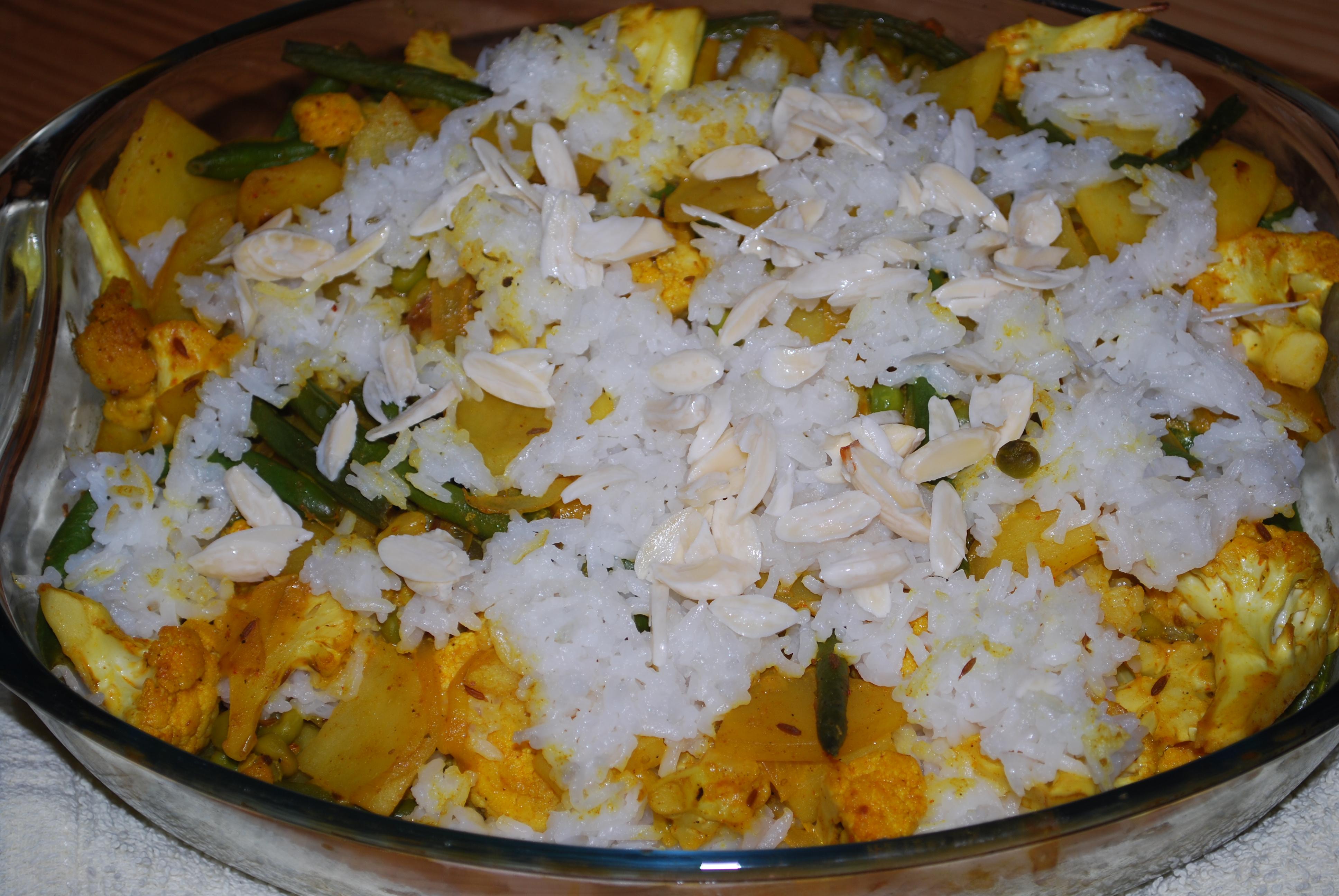 Biryani: En tradisjonell hovedrett med ris