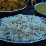 Jeera ris – ris tilberedt med spisskummen og garam masala