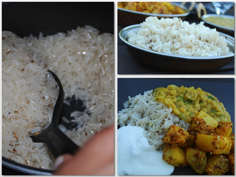 Jeera ris serever du sammen med dine favorittcurryer og gryteretter