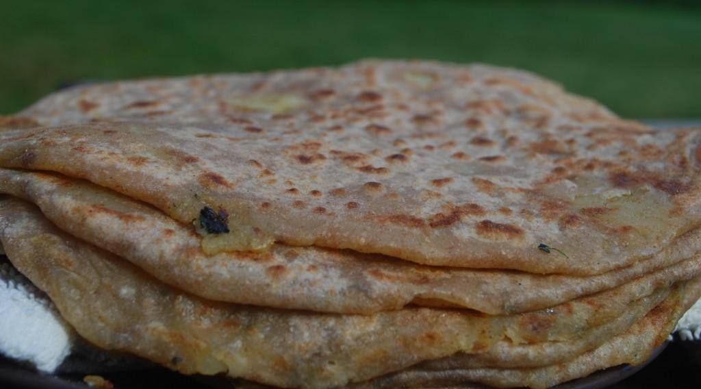 Aloo parantha: Den deiligste helgefrokosten/brunsjen