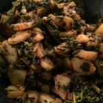 Aloo methi – Stekte poteter med urter