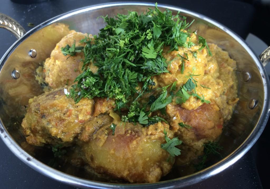 Punjabi Dum aloo: Deilig indisk comfort food