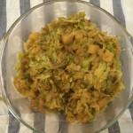 Patta gobi – Stekt nykål og poteter