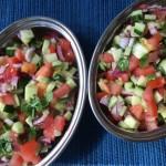 Kachumbar – Tomatsalat