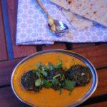 Palak kofta – Glutenfrie middagsboller med spinat