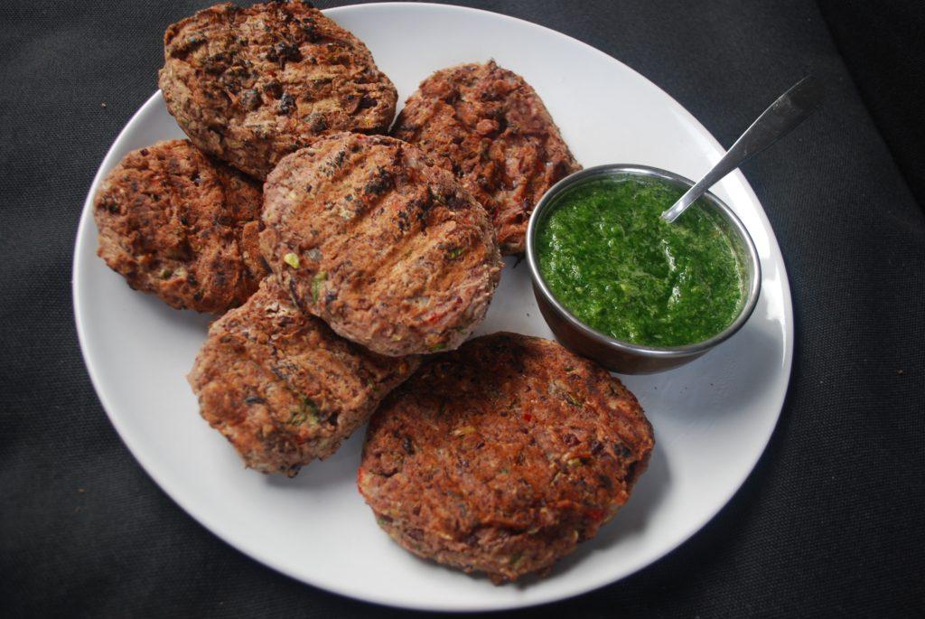 Bønneburger