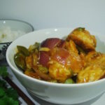 Gobi manchurian – Indisk-kinesisk blomkål i sur-søt saus
