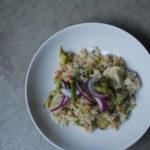 Restefest med ris og grønnsaker – Grønnsakspulao